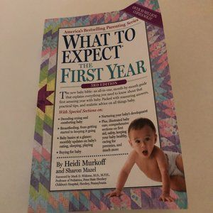 What To Expect The First Year 3rd Edition